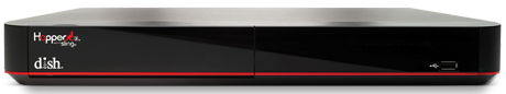 Hopper 3 HD DVR from Rasmussen Satellite TV in Big Rapids, Michigan - A DISH Authorized Retailer