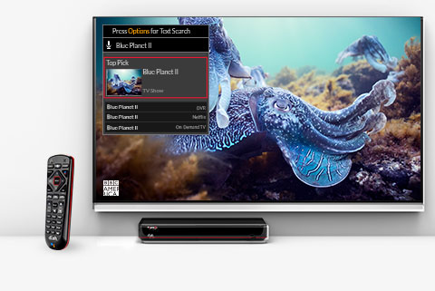 Hopper DVRs  with Voice Control remote - Rasmussen Satellite TV in Big Rapids, Michigan - DISH Authorized Retailer