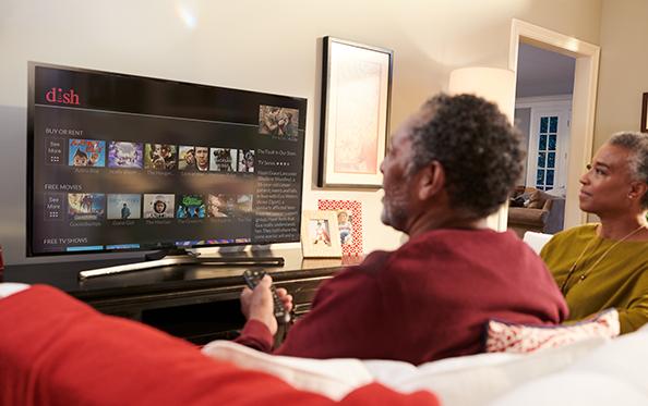 Customers 55+ Receive their first On Demand Movie Rental FREE Each Month from Rasmussen Satellite TV in Big Rapids, Michigan