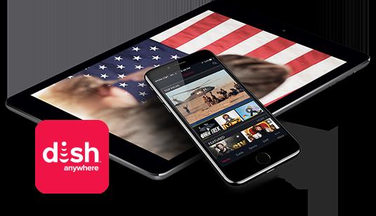 DISH Anywhere from Rasmussen Satellite TV in Big Rapids, Michigan - A DISH Authorized Retailer